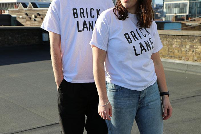 Old Truman Brewery - Merchandise - Brick Lane T-Shirts