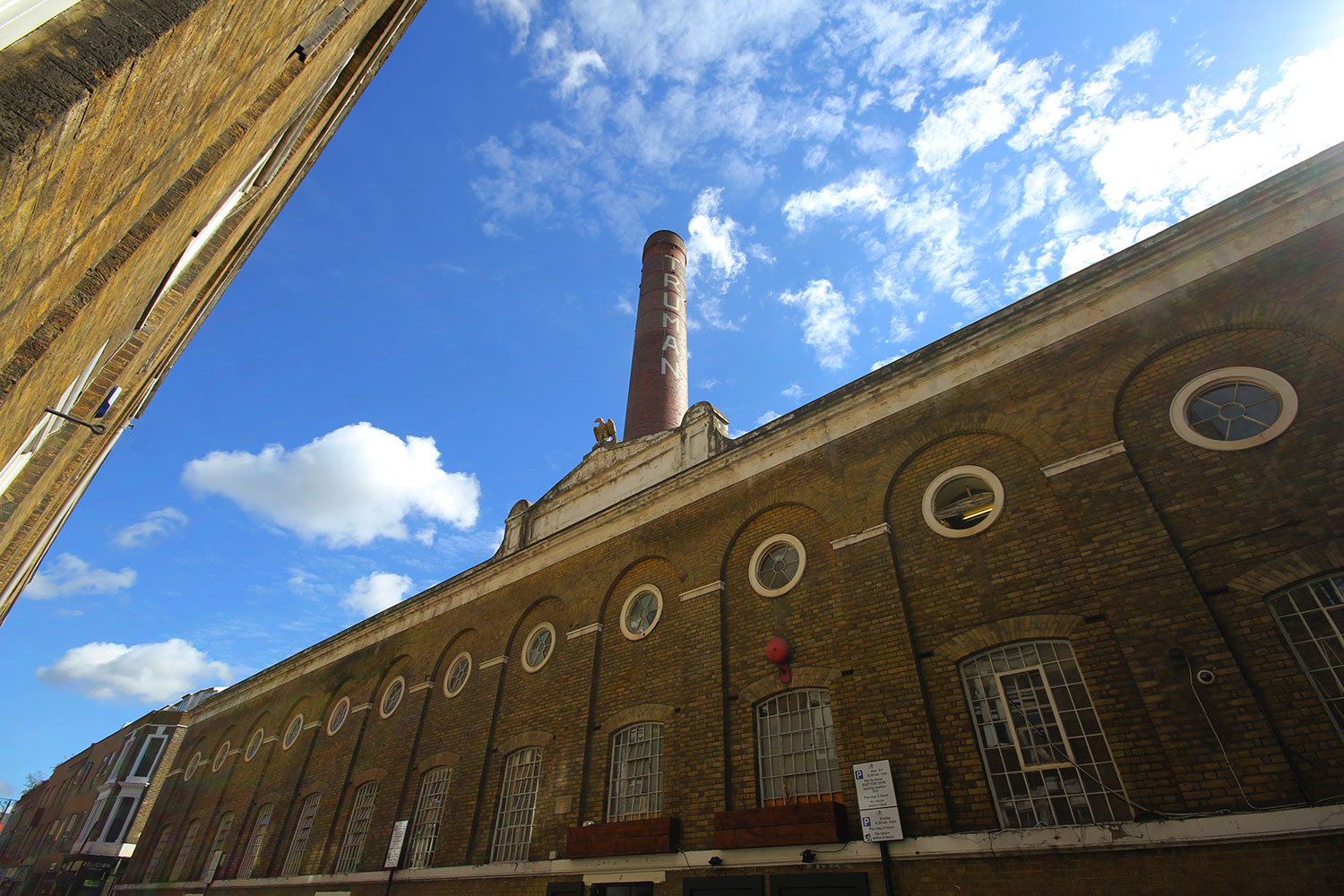 The Truman Brewery, Brick Lane, East London, Spitalfields