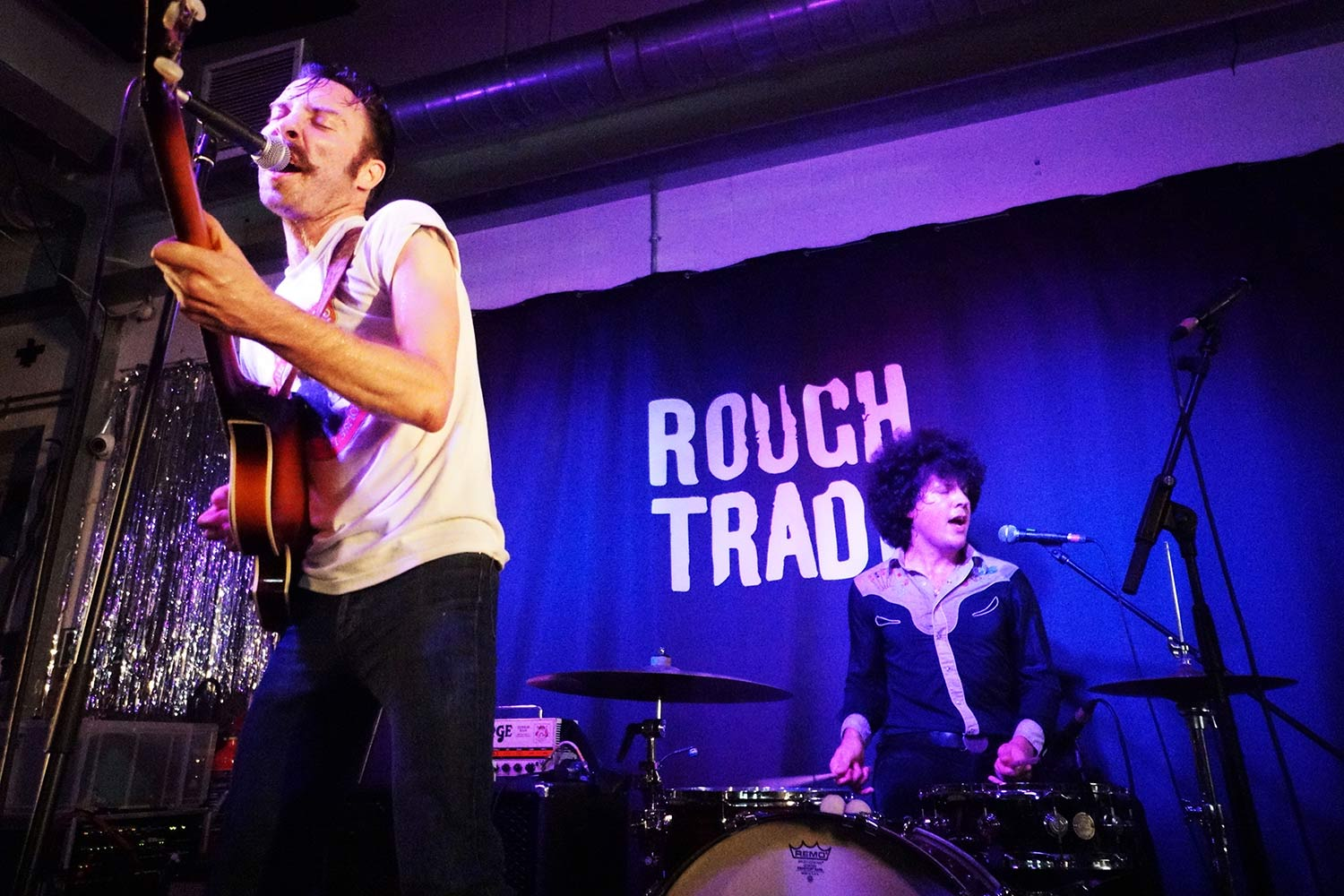 The Black Lips, Rough Trade East, Old Truman Brewery, Dray Walk, East London, Spitalfields